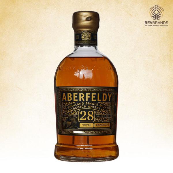 bevbrands singapore golden clover singapore Aberfeldy singapore Aberfeldy 28 Year Old Single Malt Scotch Whisky-sq org bb