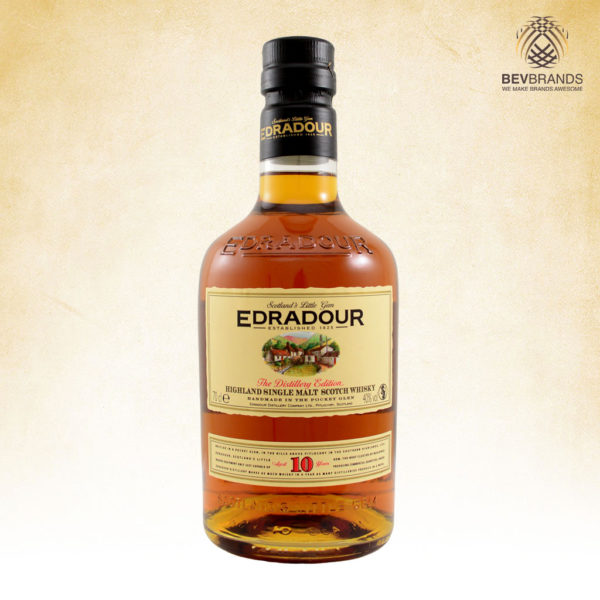 bevbrands singapore golden clover singapore Edradour Distillery singaporeEdradour The Distillery Edition 10 Year Old Single Malt Scotch Whisky-sq org bb