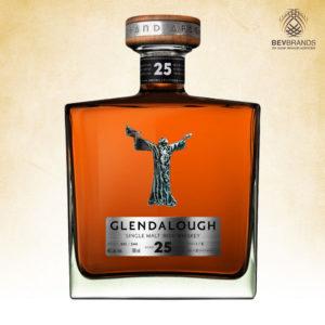bevbrands singapore golden clover singapore Glendalough Distillery singapore Glendalough 25 Year Old Single Malt Virgin Irish Oak Finish LIMITED EDITION Irish Whiskey-sq org bb