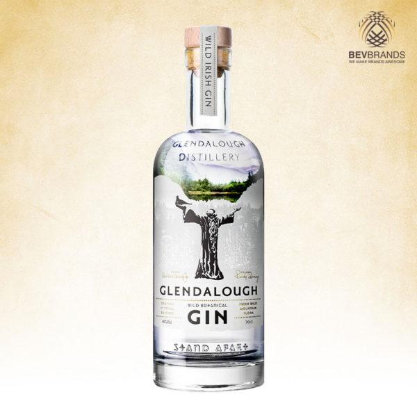 Glendalough Distillery Whiskey Singapore bevbrands singapore golden clover singapore Glendalough Wild Botanical Gin-sq org bb
