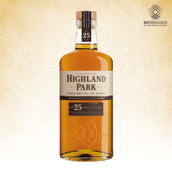 bevbrands singapore golden clover singapore Highland Park Whisky singapore Highland Park 25 Year Old Single Malt Scotch Whisky-sq org bb