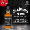 bevbrands singapore golden clover singapore Jack Daniel's Whiskey Singapore Jack Daniel's Old No. 7 Tennessee Whiskey 700mL LTO $51.40-BB 01