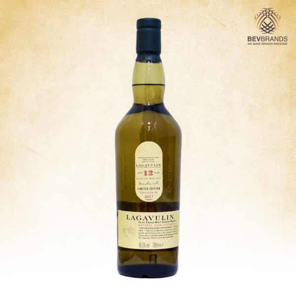 bevbrands singapore golden clover singapore Lagavulin Distillery singapore Lagavulin 12 Year Old (Bottled in 2017) Limited Edition Scotch Whisky-sq org bb