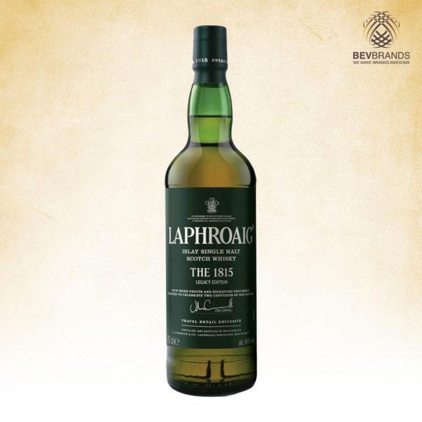 bevbrands singapore golden clover singapore Laphroaig singapore Laphroaig The 1815 Legacy Edition Single Malt Scotch Whisky-sq org bb