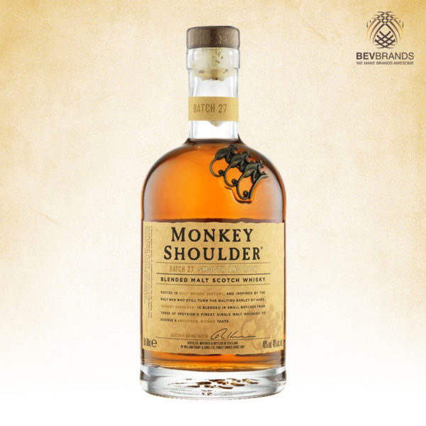 bevbrands singapore golden clover singapore Monkey Shoulder singapore Monkey Shoulder Blended Malt Scotch Whisky-sq org bb
