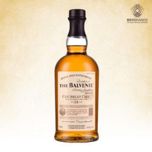 The Balvenie Whisky Singapore bevbrands singapore golden clover singapore The Balvenie 14 Year Old Caribbean Cask Single Malt Whisky-sq org bb