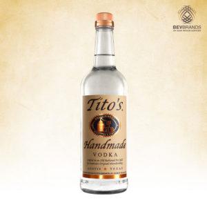 bevbrands singapore golden clover singapore Tito's Handmade Vodka 750 mL Glass Bottle-square orange bevbrands