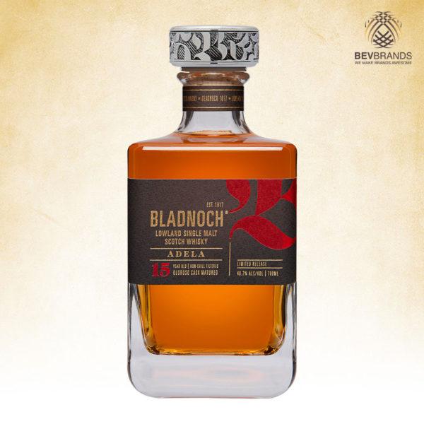 bevbrands singapore golden clover singapore Bladnoch Distillery singapore Bladnoch Adela 15 Year Old LIMITED RELEASE Single Malt Scotch Whisky-sq org bb