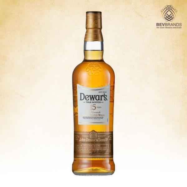 bevbrands singapore golden clover singapore Dewar's singapore Dewar's 15 Year Old The Monarch Blended Scotch Whisky-sq org bb