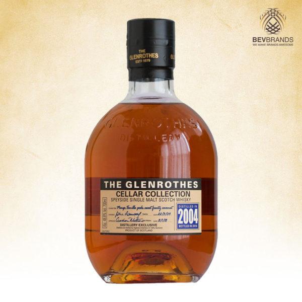 bevbrands singapore golden clover singapore The Glenrothes singapore The Glenrothes Vintage 2004 Single Malt Scotch Whisky-sq org bb