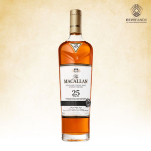bevbrands singapore golden clover singapore The Macallan Whisky Singapore The Macallan 25 Year Old Sherry Oak 2018 Release LIMITED EDITION Single Malt Scotch Whisky-sq org bb