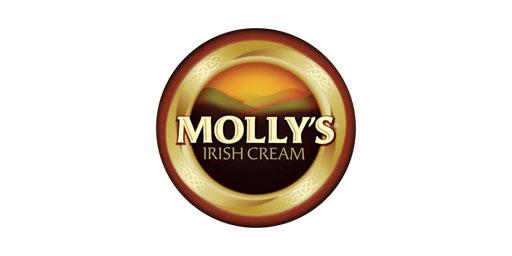 bevbrands singapore golden clover singapore Liqueur Singapore logo-Molly's Irish Cream 01-web 2to1 01