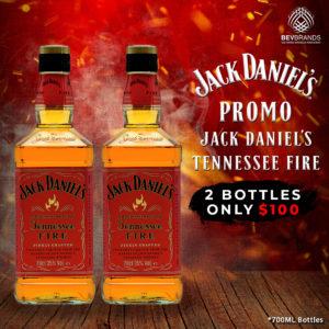 bevbrands singapore golden clover singapore Jack Daniel's Whiskey singapore 2 jack daniels fire 100