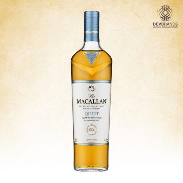 bevbrands singapore golden clover singapore The Macallan Singapore The Macallan Quest Highland Single Malt Scotch Whisky 700mL-sq org bb
