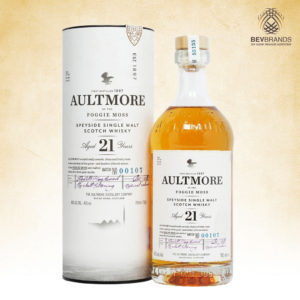 bevbrands singapore golden clover singapore Aultmore Whiskey singapore Aultmore 21 Years Old Speyside Single Malt Scotch Whisky-sq-org-bb