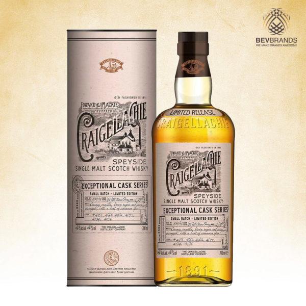 Craigellachie Whiskey singapore bevbrands singapore golden clover singapore Craigellachie 23 Year Speyside Single Malt Scotch Whisky-Sq org bb