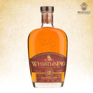 bevbrands singapore golden clover singapore WhistlePig Rye Whiskey singapore WhistlePig 12 Year Old World Rye Straight Rye Whiskey-sq-org-bb