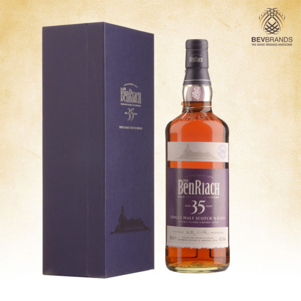 bevbrands singapore golden clover singapore BenRiach Distillery Singapore The Benriach 35 Years Old-sq org bb
